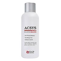 Lotion Dành Cho Da Mụn SNP ACSYS Balancing Emulsion - SNP019 (180ml)