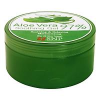 Gel Lô Hội Làm Dịu Da SNP Aloe Vera 97% Soothing Gel - SNP047 (300g)