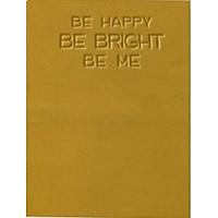 Sổ Kế Hoạch Happy Be Bright Be Me 196 Trang (Simplicity) TK6