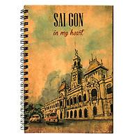Sổ Tay Sài Gòn In My Heart - Ủy Ban Nhân Dân Thành Phố