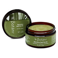 Tẩy Tế Bào Chết Cơ Thể  Spirulina Botani Spirulina Salt Scrub BPSS032 (250g)