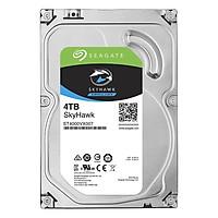 Ổ Cứng HDD Video Seagate SkyHawk 4TB/64MB/3.5 ST4000VX007 - Hàng Chính Hãng