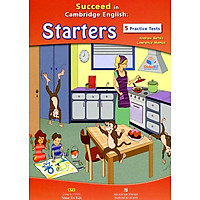 Succeed In Cambridge English: Starters (Kèm CD)