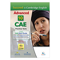 Succeed In Cambridge English - Advanced 10 CAE Practice Tests