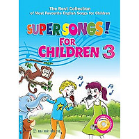 Hộp Super Songs 3 (Sách + 1CD)