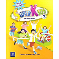 Superkids Ne Student's Book 3