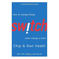 Switch - How To Change Things When Change Is Hard