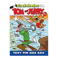 Tom And Jerry Mùa Hè Sôi Động: Truy Tìm Kho Báu