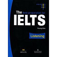 The Best Preparation For IELTS Listening (Quét Mã QR Sau Sách Để Nghe File MP3)