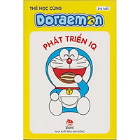 Thẻ Học Cùng Doraemon - Phát Triển IQ (Tái Bản)