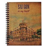 Sổ Tay Sài Gòn In My Heart - Thương Xá TAX