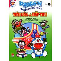 Doraemon Tìm Hiểu Cơ Thể Người - Tiêu Hóa Và Hấp Thu