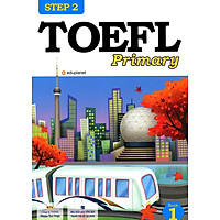 TOEFL Primary Book 1 Step 2 (Kèm File MP3)