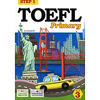 TOEFL Primary Book 3 Step 1 (Kèm CD Hoặc File MP3)