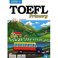TOEFL Primary Book 2 Step 2 (Kèm CD Hoặc File MP3)