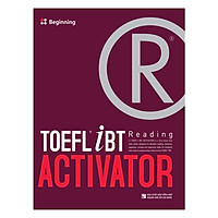 TOEFL iBT Activator Reading: Beginning