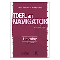 TOEFL iBT Navigator: Listening (Kèm 1 Đĩa CD)