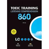 TOEIC Training Listening Comprehension 860