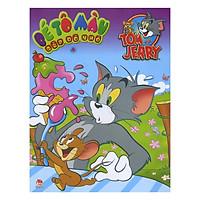 Tom Và Jerry - Bé Tô Màu Cấp Độ Khó 4