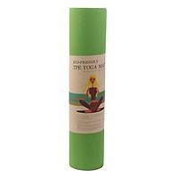 Thảm Tập Gym Và Yoga 2 Lớp TPE Eco (6mm)