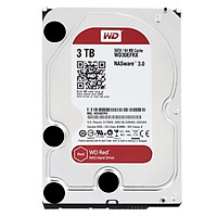 Ổ Cứng HDD NAS WD Red 3TB/64MB/5400/3.5 - WD30EFRX -...