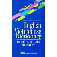 Từ Điển Anh Việt 100.000 Từ