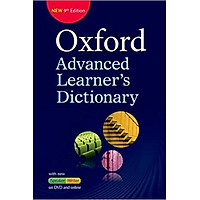 Oxford Advanced Learner's Dictionary (9th Edition)