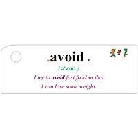 Flashcard Keeping Fit Best Quality (U3)