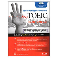 Complete Preparation For The New TOEIC