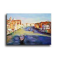 Tranh Treo Tường Canvas Suemall CV140829