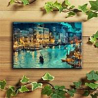 Tranh Canvas Vicdecor TCV0012 Vẻ Đẹp Venice