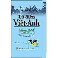 Từ Điển Việt - Anh (Trên 350.000 Từ) Tái Bản 2014