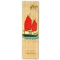 Bookmark Veneer Màu Việt Net - Vịnh Hạ Long