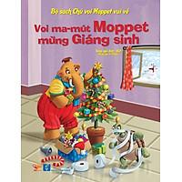 Bộ Sách Chú Voi Moppet Vui Vẻ - Voi Ma-mut Moppet Mừng Giáng Sinh