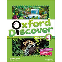 Oxford Discover 4: Workbook - Paperback