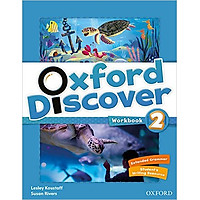 Oxford Discover 2: Workbook - Paperback