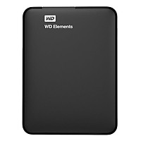 Ổ Cứng Di Động WD Elements 1TB 2.5 USB 3.0 - WDBUZG0010BBK - Hàng Chính Hãng