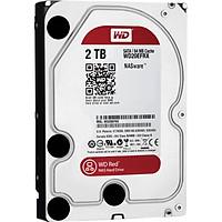 Ổ Cứng HDD NAS WD Red 2TB/64MB/5400/3.5 - WD20EFRX - Hàng chính hãng