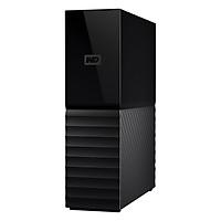 Ổ Cứng Di Động WD My Book 8TB 3.5 USB 3.0 - WDBBGB0080HBK-SESN - Hàng chính hãng