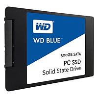 Ổ Cứng SSD WD BLUE 500GB - WDS500G1B0A - Hàng Chính Hãng