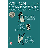 William Shakespeare - Những Vở Kịch Nổi Tiếng 1