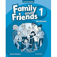 Family And Friends (AME) 1: Workbook