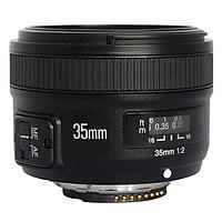Ống Kính Yongnuo 35mm F2 Cho Nikon - Hàng nhập khẩu