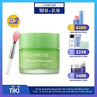 Măt Nạ Ngủ Cho Môi Hương Táo Laneige Lip Sleeping Mask Apple Lime (20g)