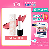 Son Thỏi Lì Miracle Apo x Chloe Nguyễn Holiday Collection Lipstick (4g)