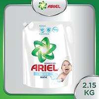 Nước giặt Ariel Dạng Túi Dịu Nhẹ Cho Da Nhạy Cảm 2.15kg