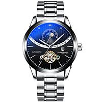 Đồng Hồ Nam PAGINI, Đồng hồ cơ PAGINI, Đồng hồ chống nước PAGINI, Đồng hồ Automatic PAGINI - Dây Thép Không Gỉ - Đẳng Cấp Doanh Nhân