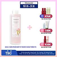 Nước Hoa Hồng Cung Cấp Độ Ẩm Mamonde Rose Water Toner (500ml) 110651205