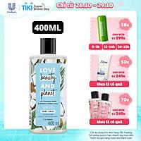 Sữa Tắm 400Ml Love Beauty And Planet Chăm Da Mềm Mịn Petal Soft Với 100% Dừa Tươi Organic