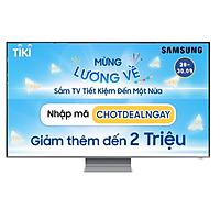 Smart Tivi QLED Samsung 8K 65 inch QA65Q800TA